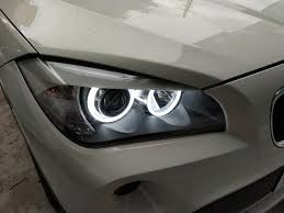 Led Lights For 2013 Bmw 328i Bmw Car Light Upgrades Bi Xenon Projector Installs Led