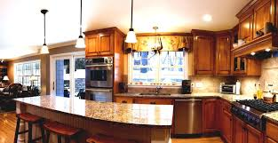 Kitchen Family Room Design Decorating Red Couches For Small Family Room With Built In Tv
