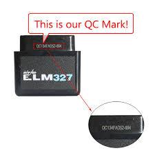 Latest V2.1 Mini <b>ELM327 Bluetooth OBD2 Car</b> Scanner for Multi ...