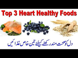 Healthy Diet Chart For Heart Patients