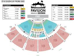 Dte Seating Chart With Seat Numbers Luxury Greek Theater