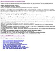 Interview Questions For Account Managers Sample Hr Manager Interview Questions And Answers