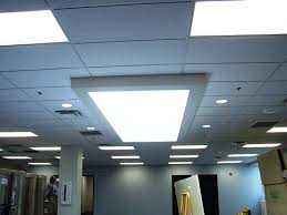 Fluorescent Light Ceiling Panels Photo   1