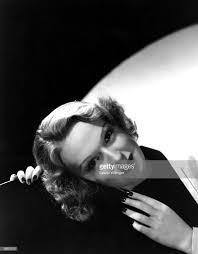 Rita Johnson , Hollywood film actress signed by MGM. She made her... News  Photo - Getty Images