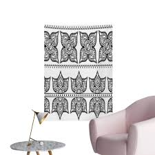 Henna Wall Designs Amazon Com Henna Wall Paper Antique Border Designs With