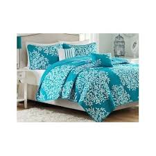 82 best Bedding images on Pinterest | Bed sizes, Coral and Cottages & Floral Coverlet Quilt Set Bedding Teal Aqua Teen Pillow Sham Microfiber  Tropical Adamdwight.com