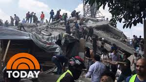 Information and facts about all earthquakes today. Mexico City Earthquake Death Toll Is Skyrocketing Into The Hundreds Today Youtube