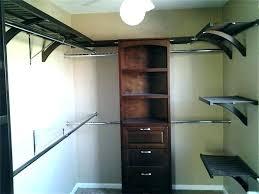 ventilated shelf kit beautiful closet allen roth java wood tower allen and roth closet allen roth allen roth closet