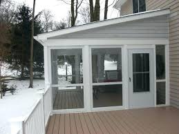 cost to enclose a patio how much does it cost to enclose a patio exterior best