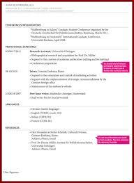 12 Graduate Student Cv Format Sendletters Info