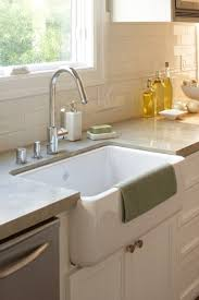 utility sink faucet in Kitchen Traditional with Ikea Farmhouse