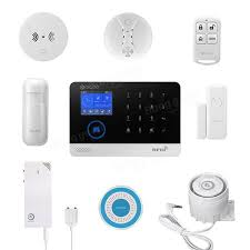 digoo dg hosa 433mhz wireless gsm wifi diy accessories smart home security alarm systems kits at