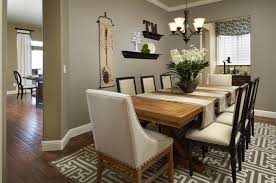 Mirror Dining Room Tables Interior Dining Room Table Decoration Ideas Magnifying Bathroom
