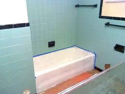 acrylic bathtub refinishing bathtub