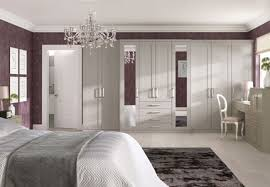bedroom furniture fitted. Shaker-Bedroom-Pietra Shaker Pietra Fitted Wardrobes Bedroom Furniture