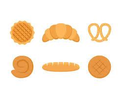 Free Outstanding Bakery Bread Vectors Vector Art Graphics