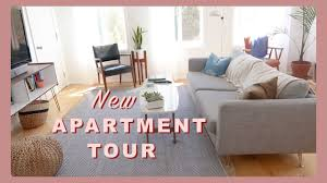 decorating a new apartment. NEW Apartment Tour   Decorating On A Budget New I