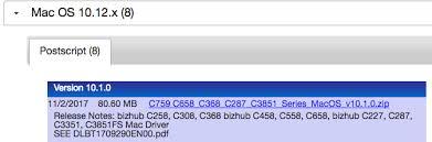 Softpedia > drivers > printer / scanner > konica minolta > konica minolta c227 universal 3. Print Driver For Mac Add Konica Hostslasopa