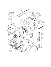 craftsman lt1000 carburetor parts diagram just another wiring craftsman model 917270671 lawn tractor genuine parts rh searspartsdirect com craftsman lawn mower parts diagram craftsman
