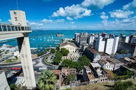Elevador Lacerda, Pelourinho, Salvador da Bahia, Brazil - RUNF02405 -  Michael Runkel/Westend61