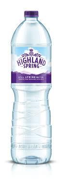 Купить <b>минеральная вода HIGHLAND</b> SPRING негазированная, 1 ...