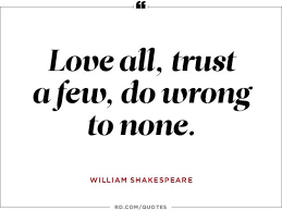 Love Trust Quotes Awesome 48 Quotes About Trust Reafer