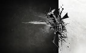 black and white design wallpaper collection ()