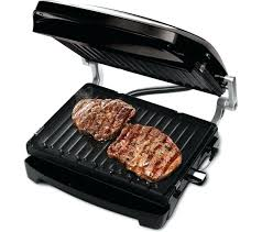 foreman precision grill black george outdoor review