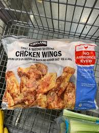 I really don't know why people grab these to begin with when you can just as my local fortinos selling $1.39 individually what would the profit margin be for these costco i'm thinking to start open a wing joint on my street corner. X8y2tqidtifujm
