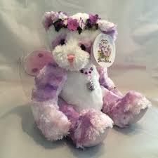 "Aurora ""Pandora"" the Panda by Sharon Lea Larsen Lavender Plush ..."