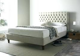 wood and upholstered bed podemosmataroinfo