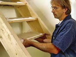 Lass dich von der materialliste bitte nicht erschlagen. Holztreppe Bauen Bauhaus