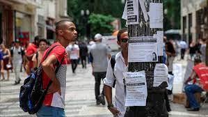 El desempleo sube en marzo y afecta a 13,7 millones de personas en Brasil | SELA