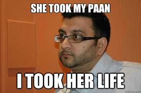 Serious Desi Bachelor memes | quickmeme via Relatably.com