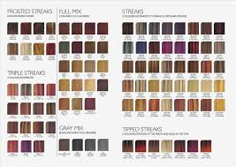Matrix Socolor Shade Chart Matrix Socolor Swatch Chart