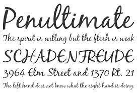 60 free calligraphy fonts to bring charm to your designs design