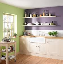 Purple Kitchen Crown Kitchen Bathroom Paint In Olive Press Green And Lola