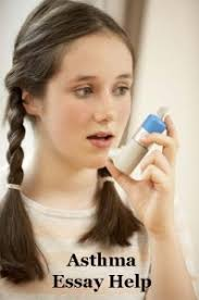 essay paper on asthma some of the triggers can be caused from allergies infections and strong odors or fumes that come from your house it is important to watch what you are