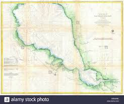 Union Reservoir Depth Chart Lower California Map Stock Photos Lower California Map
