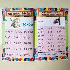 Meski begitu, jika anak sudah menunjukan minat setelah mencetaknya, berikan pada anak anda dan biarkan ia belajar menulis dengan mengisi titik titik huruf yang tersedia. Contoh Soal Belajar Membaca Anak Tk Berbagai Contoh