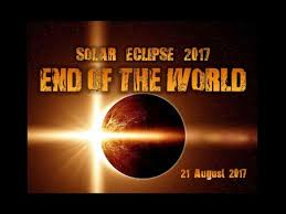 Solar Eclipse on 21 August 2017 is the End of the World ...