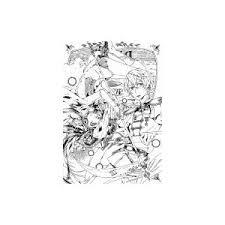 Ssイラストメイキングブック Ss Illust Making Book 線画モノクロ Vol01 スモールエス編集部 本