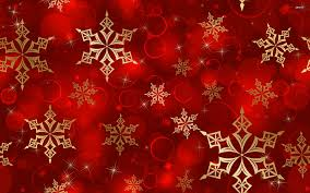 red christmas snowflake backgrounds. Interesting Christmas Red Gold Backgrounds To Christmas Snowflake E