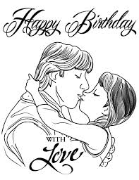 Small Picture Princess Anna Kiss Kristoff Coloring Pages Princess Anna Kiss