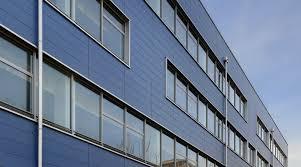 office facades. Bardage Lisse / En Panneaux Pour Façade Ventilée - OFFICE BLOCK Office Facades C