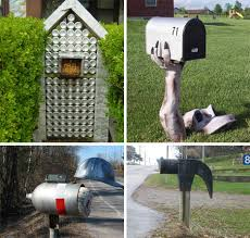Special Delivery 54 Amazing Unusual Mailbox Designs Urbanist