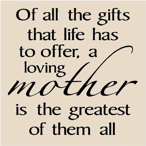 mothers day quotes from son