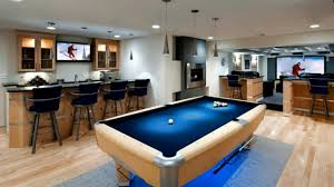 40 Basement Design Ideas 2017 - Bedroom Kitchen Bathroom and Game ...