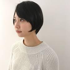 Shun黒髪でokおしゃれなショートヘア