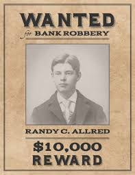 Examples Of Wanted Posters Free Poster Templates Examples [24 Free Templates] 1